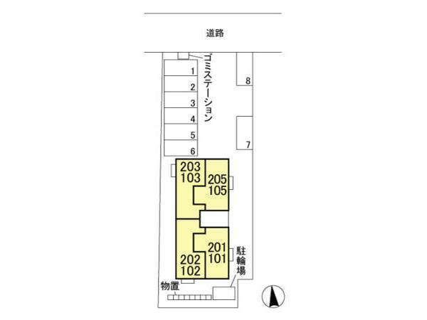 新着賃貸5:新潟県上越市仲町2丁目の新着賃貸物件