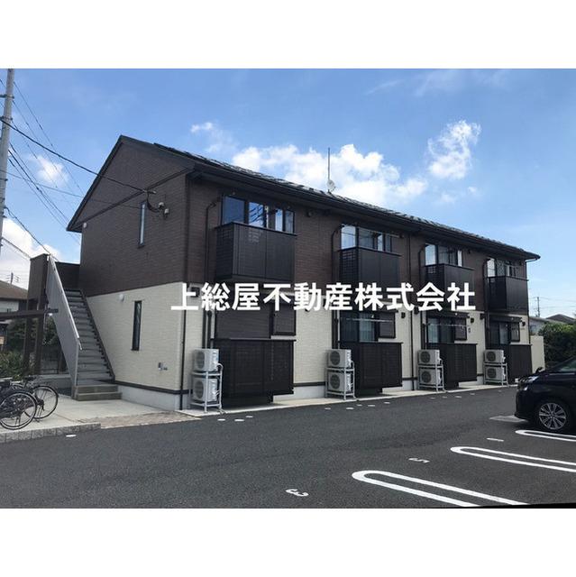 新着賃貸1:茨城県土浦市真鍋6丁目の新着賃貸物件